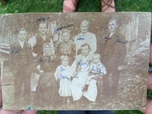 Senko Family Photo
