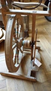 The Senko Family Spinning Wheel